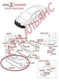 Губа для Hyundai Elantra