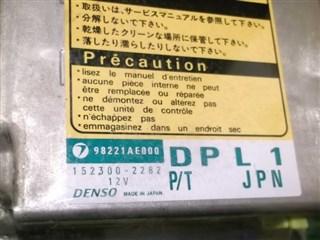 Блок управления airbag Subaru Legacy B4 Новосибирск