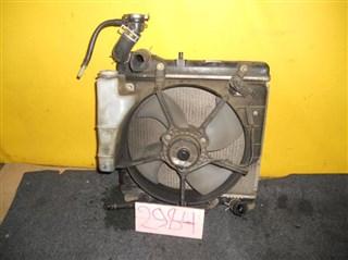 Радиатор основной Honda Fit Уссурийск