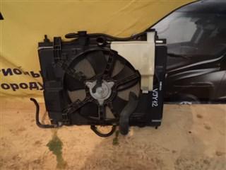 Радиатор основной Nissan AD Expert Хабаровск