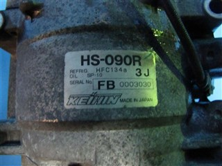 Компрессор кондиционера Honda Mobilio Новосибирск