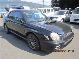 Порог Subaru Impreza WRX Новосибирск