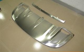 Защита бампера Porsche Cayenne Уссурийск