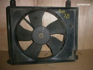 Вентилятор радиатора кондиционера SsangYong Rexton Москва