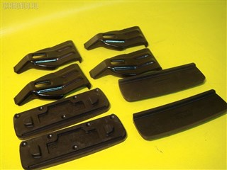 Брэкеты для базовых креплений багажников Toyota Cynos Владивосток