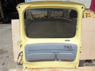 Дверь задняя Toyota Funcargo Владивосток