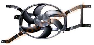 Диффузор радиатора Renault Logan Улан-Удэ