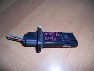 Расходомер воздушный Nissan Note Уссурийск