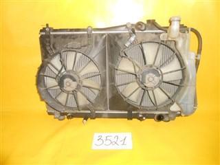 Радиатор основной Honda Stream Уссурийск