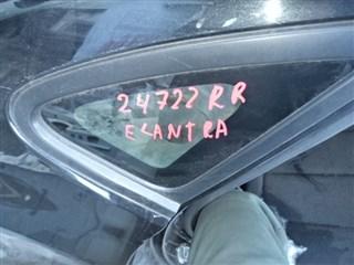 Стекло собачника Hyundai Elantra Томск