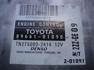 Блок управления efi Toyota Voltz Владивосток