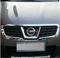 Молдинг капота для Nissan Qashqai