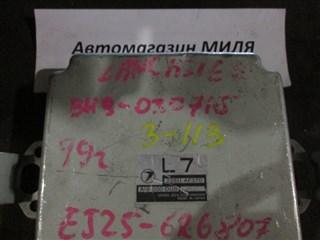 Блок управления efi Subaru Lancaster Владивосток