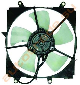 Диффузор радиатора Toyota Carina E Улан-Удэ