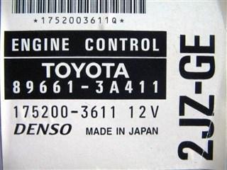 Блок управления efi Toyota Aristo Владивосток