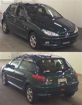 Блок упр. стеклоподьемниками Peugeot 206 Новосибирск