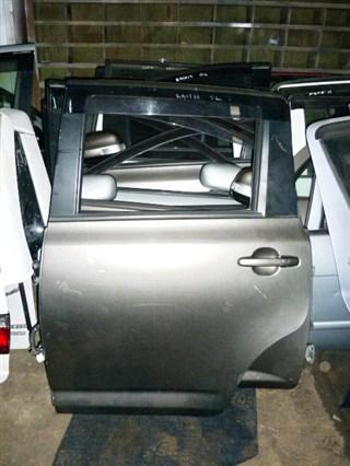 Дверь Toyota Ractis Владивосток