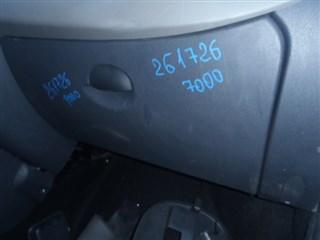 Крышка бардачка Renault Logan Иркутск