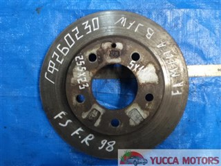 Тормозной диск Mazda Familia Wagon Барнаул