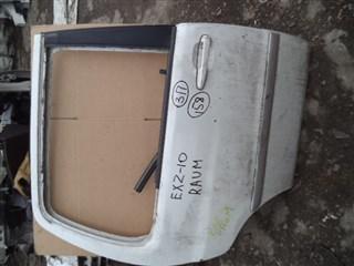 Дверь Toyota Raum Новосибирск