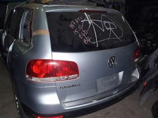Накладка на бампер Volkswagen Touareg Владивосток