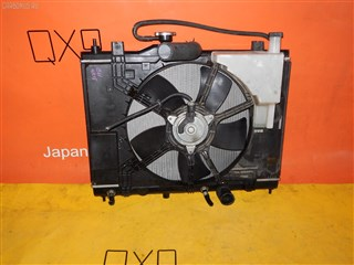Радиатор основной Nissan Tiida Уссурийск