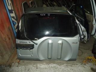 Дверь задняя Mitsubishi Pajero IO Владивосток