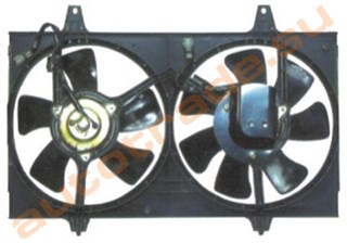 Диффузор радиатора Nissan Maxima Новосибирск