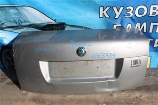 Крышка багажника Skoda Fabia Бердск