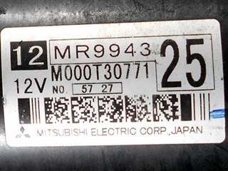 Стартер Mitsubishi Lancer Cargo Новосибирск