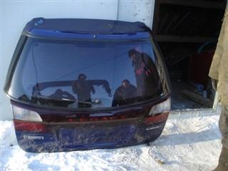 Дверь задняя Subaru Lancaster Хабаровск