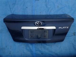 Крышка багажника Toyota Platz Владивосток