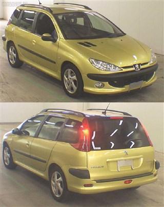Радиатор основной Peugeot 206 Владивосток