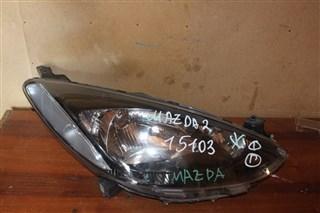 Фара Mazda 2 Бердск