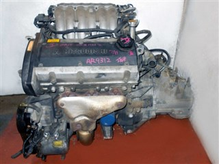 Двигатель Mitsubishi FTO Новосибирск