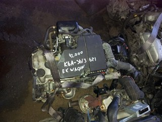 Двигатель Suzuki Mr Wagon Владивосток