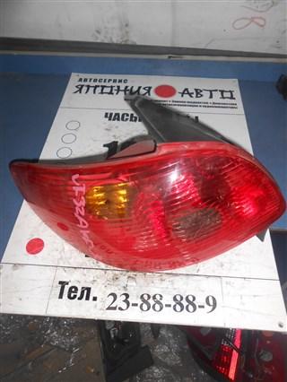 Стоп-сигнал Peugeot 307 Челябинск