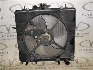 Радиатор основной Mitsubishi Pajero Mini Владивосток