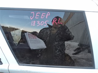 Стекло собачника Jeep Grand Cherokee Томск