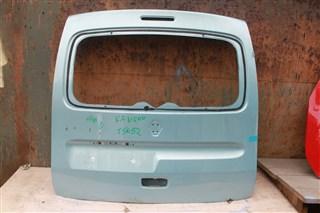 Дверь задняя Renault Kangoo Бердск