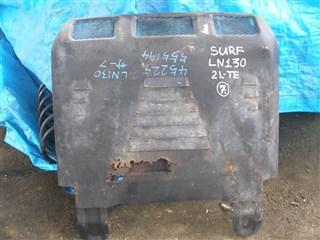 Защита двигателя Toyota Surf Владивосток