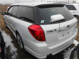 Бампер Subaru Legacy Владивосток