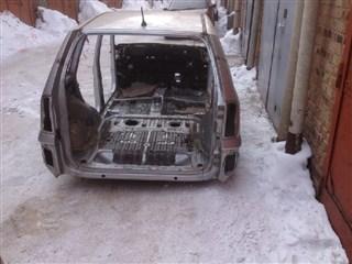 Задняя панель кузова Toyota Rav4 Новосибирск
