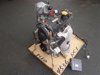 Двигатель Subaru R2 Владивосток
