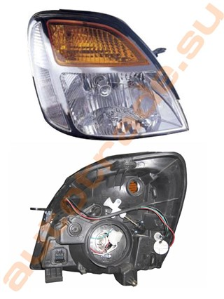 Фара Hyundai Grand Starex Иркутск