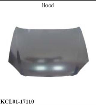 Капот Chevrolet Lacetti Екатеринбург