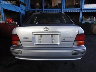 Стартер Toyota Cynos Владивосток