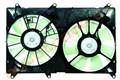 Диффузор радиатора для Toyota Kluger L