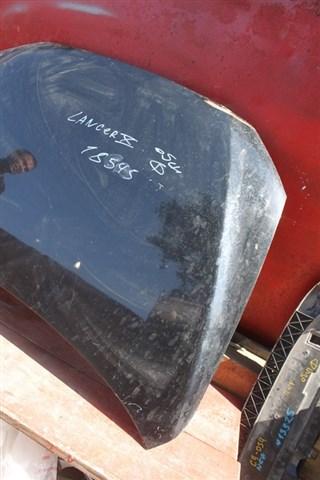 Капот Mitsubishi Lancer X Бердск