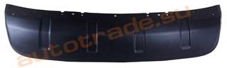Защита бампера Mitsubishi Outlander XL Красноярск